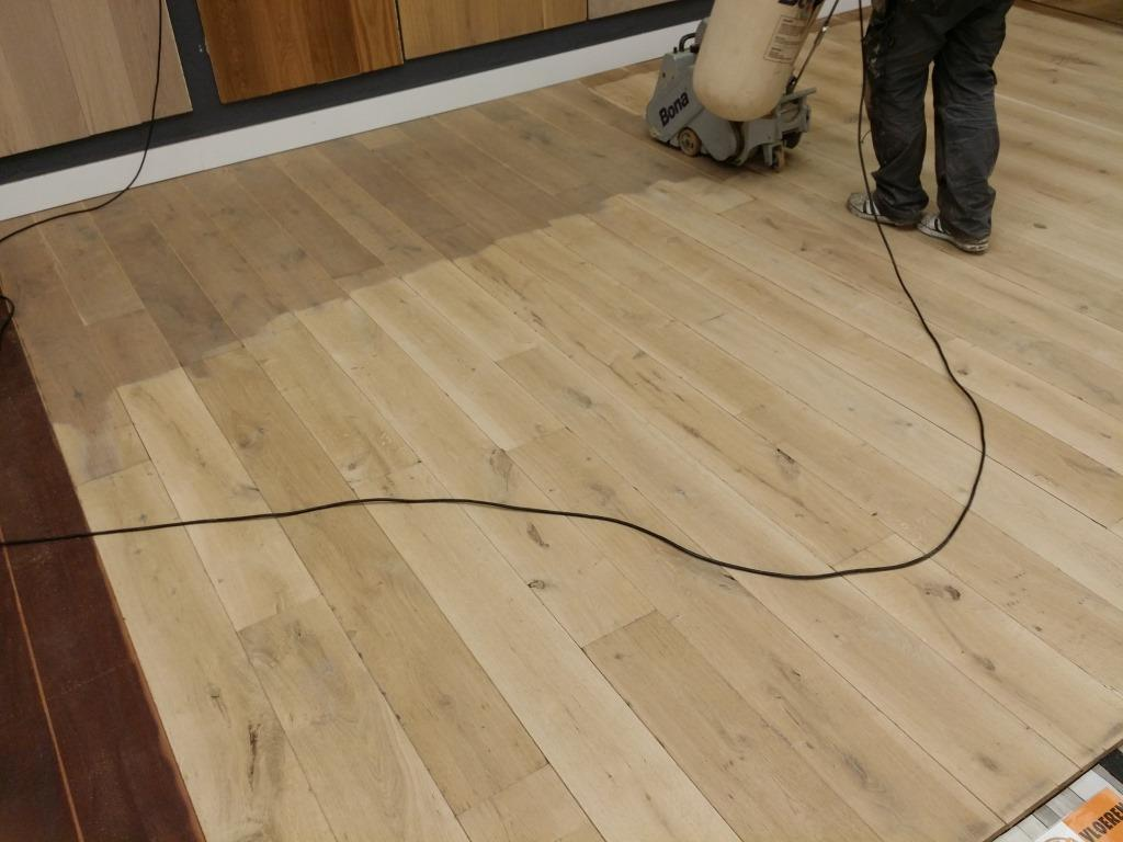 White wash houten vloer martijn de wit vloeren